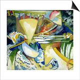 Improvisation, 1910 Láminas por Wassily Kandinsky