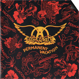 Aerosmith - Permanent Vacation 1987 Plakat af Epic Rights
