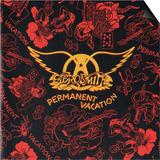 Aerosmith - Permanent Vacation 1987 Poster von  Epic Rights
