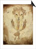 Angelus Novus, 1920 Plakater af Paul Klee