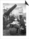 Markt in Schneidemuhl, 1936 Posters by  Scherl