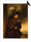 Prince Alexander Sergeyevich Menshikov (1787-186), Ca 1825 Prints by George Dawe