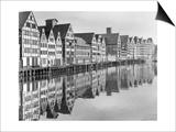 Scherl - Hafen von Danzig, 1939 Plakát