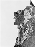 Old Man of the Mountain, Franconia Notch, White Mountains Posters
