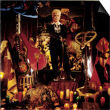 Billy Idol - Charmed Life Inner Sleeve 1990 - 3 Prints by  Epic Rights