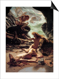 The Cave of the Storm Nymphs, 1903 Prints by Edward John Poynter