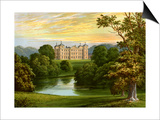 Kimberley Hall, Norfolk, Home of the Earl of Kimberley, C1880 Prints by AF Lydon