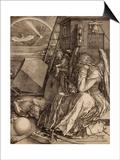 Melencolia I, 1514 Prints by Albrecht Dürer