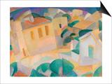 Mallorca, Terreno, 1914 Posters by Leo Gestel
