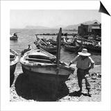 Hafen von Palermo, 1930er Jahre Posters by  Knorr & Hirth