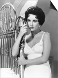 Cat on a Hot Tin Roof, Elizabeth Taylor, 1958 Prints