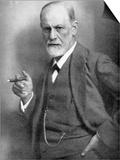 Sigmund Freud (1856-193), Austrian Neurologist Art