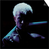 Billy Idol - Rebel Yell Inner Sleeve 1983 Plakat af Epic Rights