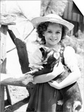 Heidi, Shirley Temple, 1937 Art