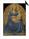 The Virgin of Humility (Madonna Dell' Umilit), C. 1440 Posters by  Fra Angelico