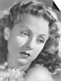 Danielle Darrieux, Circa 1938 Posters