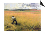 The Ripened Wheat, 1880 Prints by Jules Bastien-Lepage