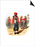 15th Sikhs, C1890 Posters by H Bunnett