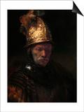 The Man with the Golden Helmet, C. 1650 Posters by  Rembrandt van Rijn