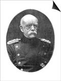 Otto Von Bismark, 19th Century German Statesman Prints by  Loescher and Petsch