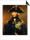 Rear Admiral Sir Horatio Nelson, 1798-1799 Posters by Lemuel Francis Abbott