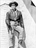 Cheyenne, Clint Walker, 1955-63 (1956 Photo) Poster