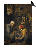The Surgeon, 1630-1640 Print by David Teniers the Younger