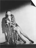 Ball of Fire, Barbara Stanwyck, 1941 Plakat