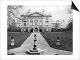 The White Lodge in Richmond Park, London, 1926-1927 Prints by  Joel