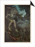 Midsummer Night's Dream Prints by Arthur Rackham