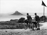 St. Michael's Mount Prints by Fred Musto