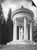 The Temple of Venus, Linderhof Palace, Bavaria, Germany, C1900 Prints by  Wurthle & Sons