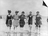 Swimwear 1907 Posters