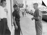 American Policeman Print
