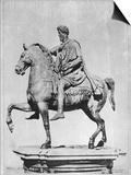 Marcus Aurelius Statue Prints
