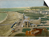 Dieppe, from Chateau 1900 Posters