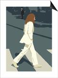 John Kunstdruck von Nanna Lund Nielsen