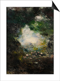 Wonderland Prints by August Strindberg