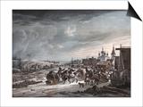 Winter, 1825 Poster by Alexander Osipovich Orlowski