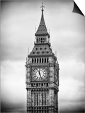 Big Ben Clock Tower - London - UK - England - United Kingdom - Europe Posters by Philippe Hugonnard