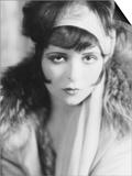 Clara Bow Art