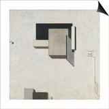 Proun 1 Art by El Lissitzky