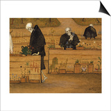 The Garden of Death Prints by Hugo Simberg