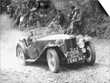 1938 Mg Ta Midget, (C1938) Prints