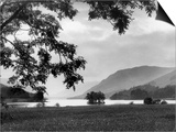 Scotland, Loch Voil Print by Fred Musto