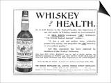 Geo Roe's Irish Whisky Prints