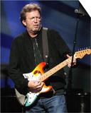 Eric Clapton Print