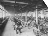 Wolseley Factory, Birmingham, C1921 Posters