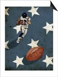 American Football Prints