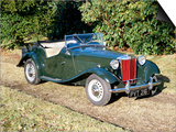1951 Mg Td Posters